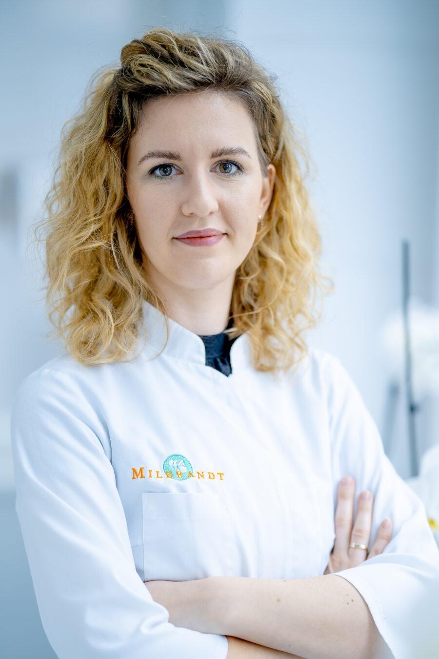 Martyna Maczyszyn gabinet medycyny estetycznej milbrandt