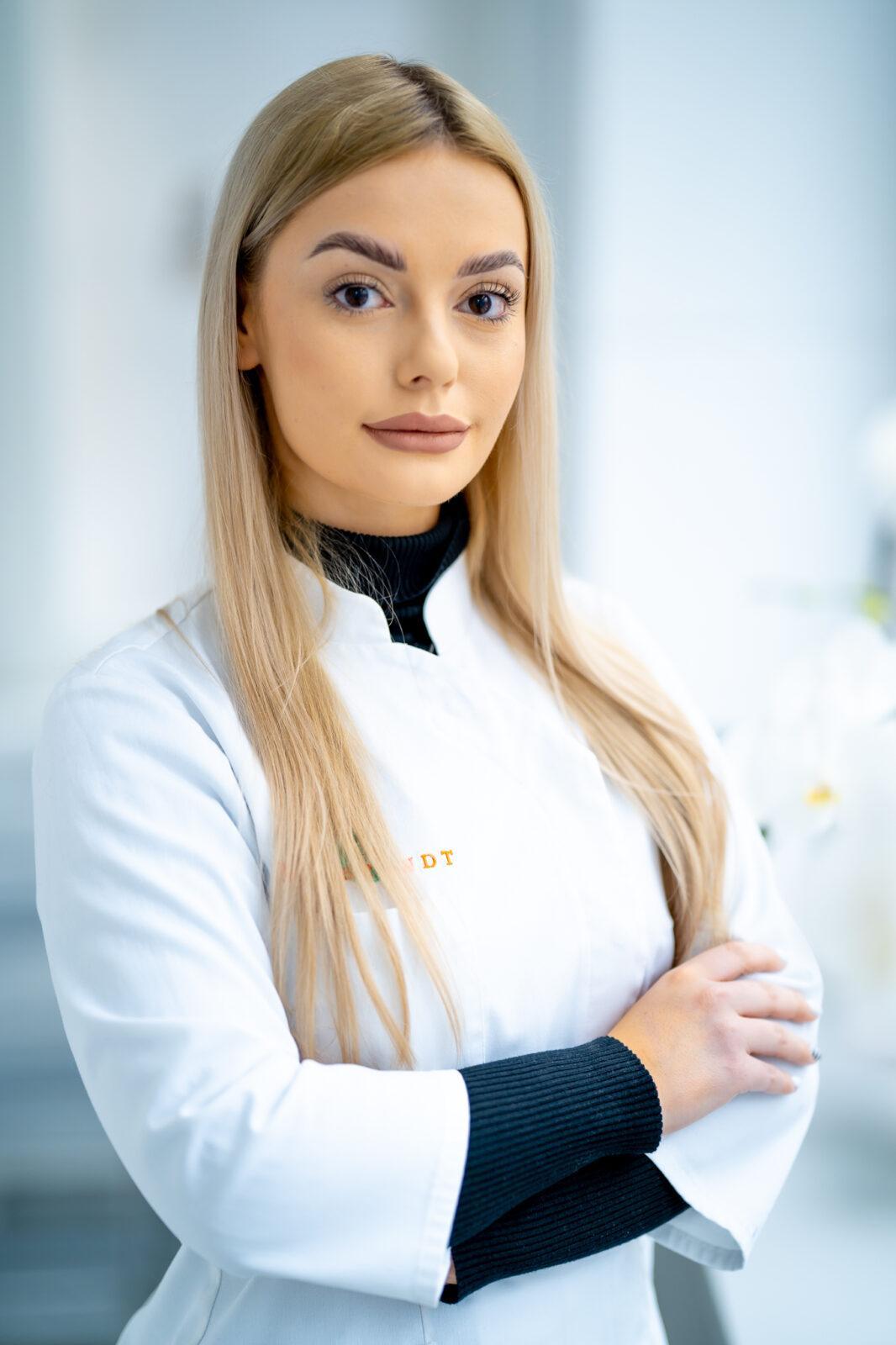 Fatima Mrozińska gabinet medycyny estetycznej milbrandt