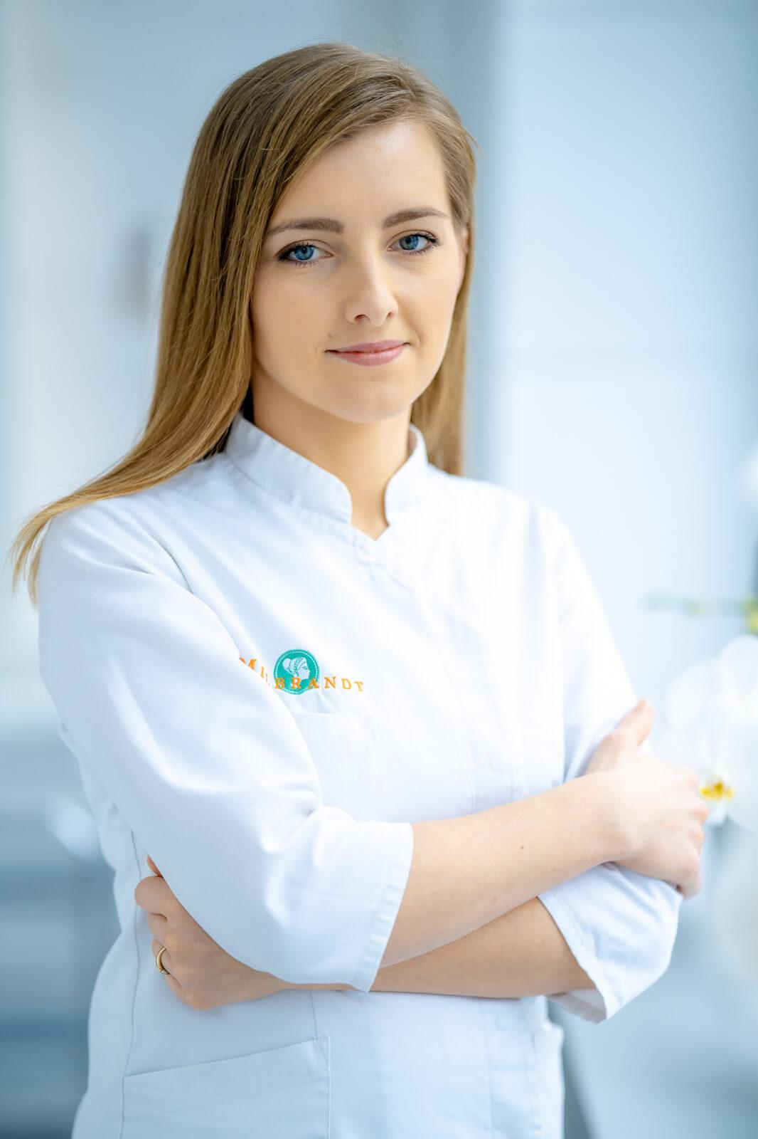 Izabela Tarasiuk gabinet medycyny estetycznej milbrandt