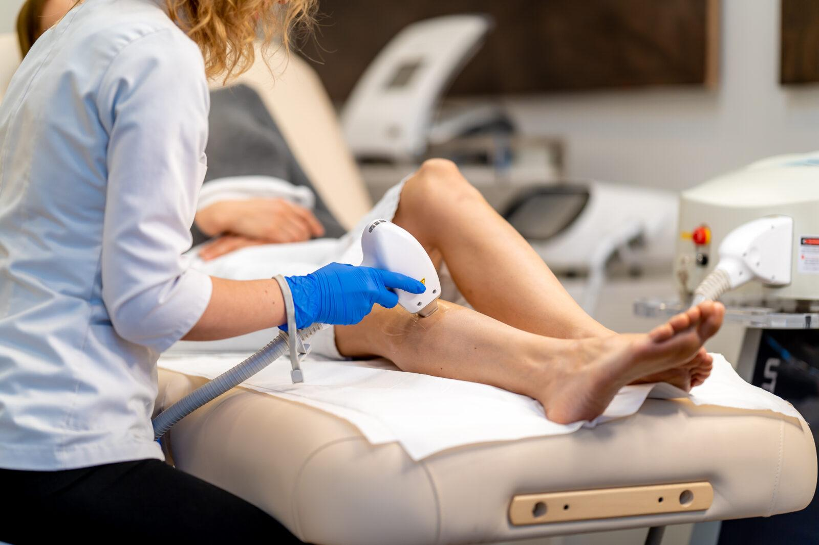 gabinet medycyny estetycznej milbrandt depilacja laserowa
