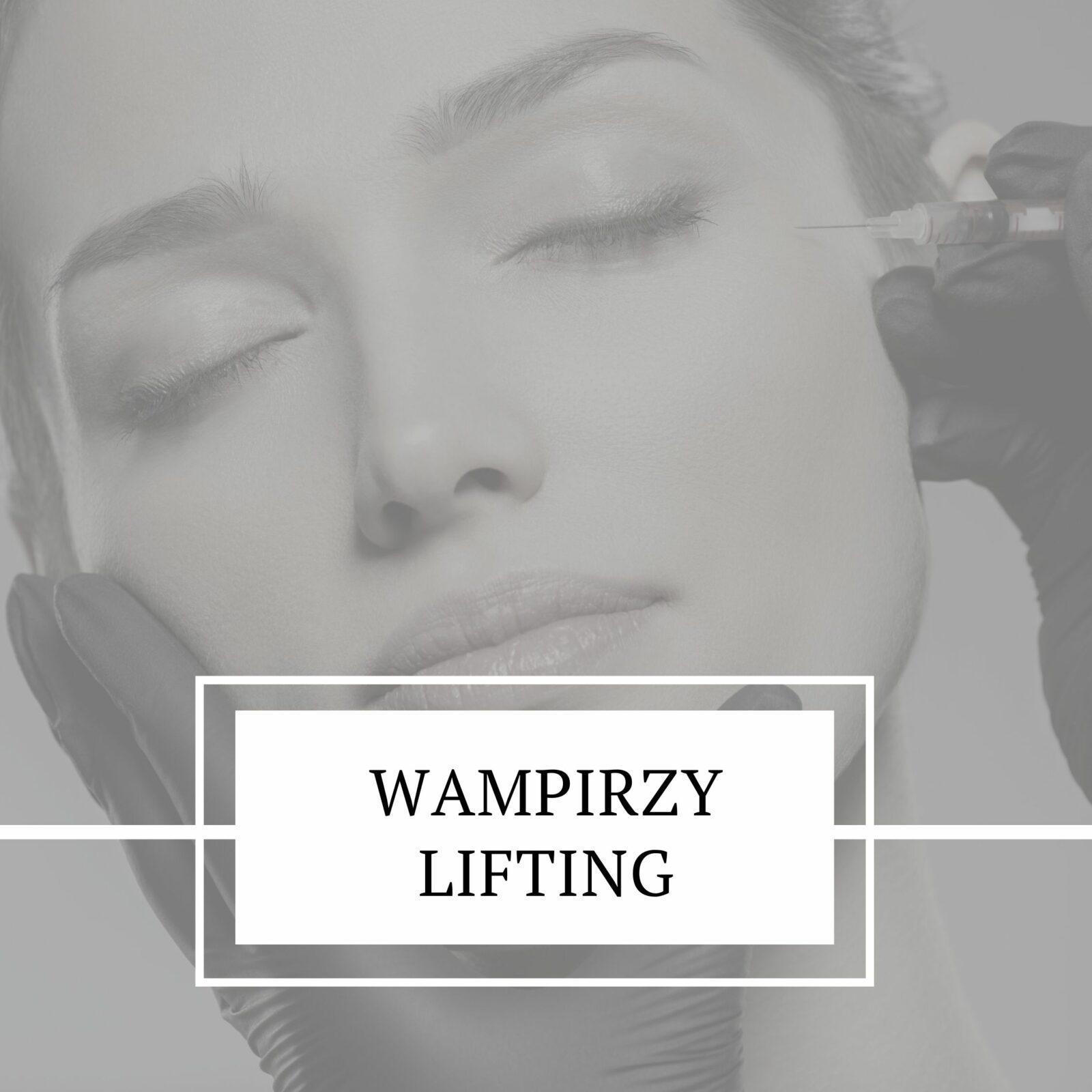 wampirzy lifting poznań, osocze bogatopłytkowe poznań