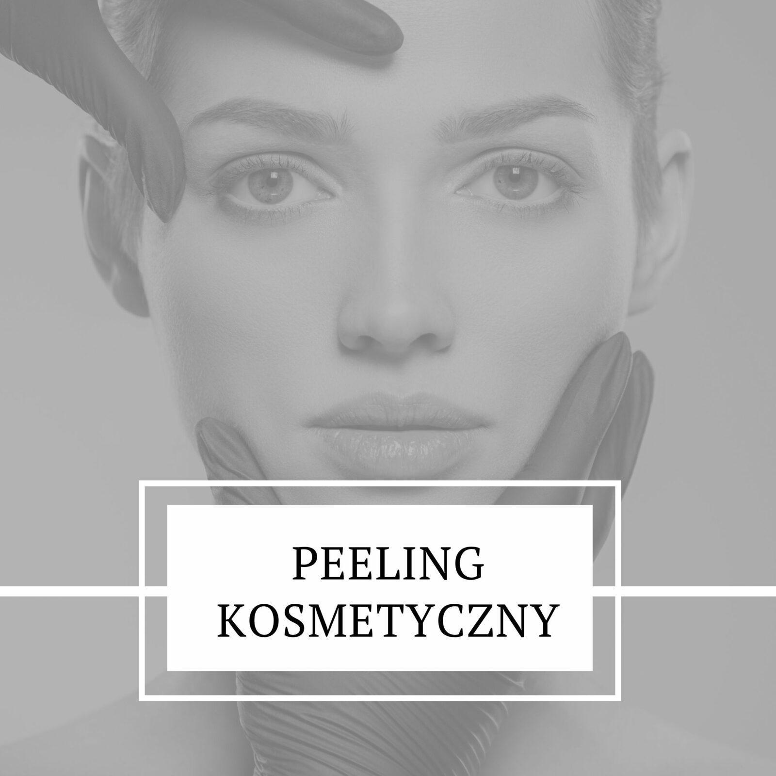 peeling kosmetyczny poznań