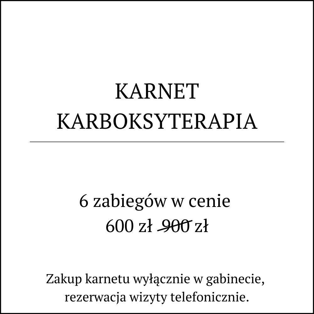 karboksyterapia poznań